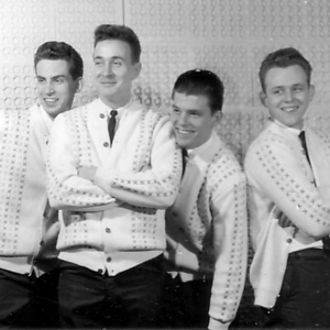 Chuck, Dave, Pat, & Larry - The Reflections 1964