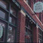 Indy Reads Books hosts a signing plus interview and discussion in downtown Indianapolis for NIGHT PEOPLE, Book 1, Things We Lost in the Night