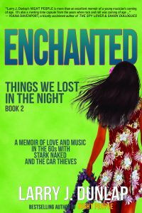 ENCHANTED, Book Cover
